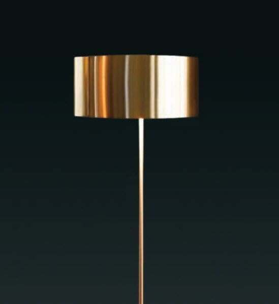 Studio noi switch 306 gold oluce floor lamp mozeypictures Gallery